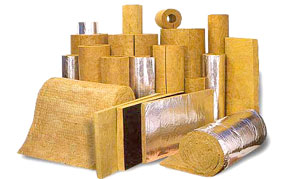 Products for Rockwool insulation properties